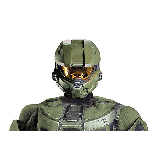 Disguise Unisex-adult Master Chief Adult Full Helmet Standard by Halo