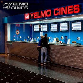 Entradas desde 5,20€ para cines Yelmo de España