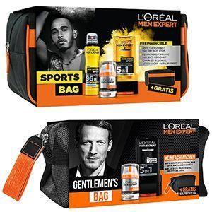 Set de cuidado L'Oréal Men Expert Sports Bag solo 13,15€ ¡Regalazo!