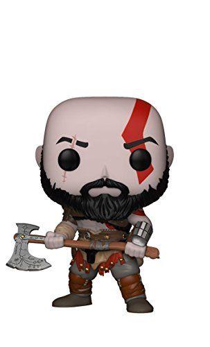 Funko - Figurine God Of War - Kratos With Axe Pop 10cm - 0889698270311