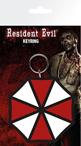 GB Eye LTD, Resident Evil, Umbrella, Llavero