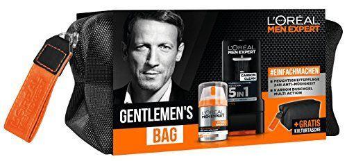 L 'Oréal Men expert Gentlemen' s Bag Cuidado Set