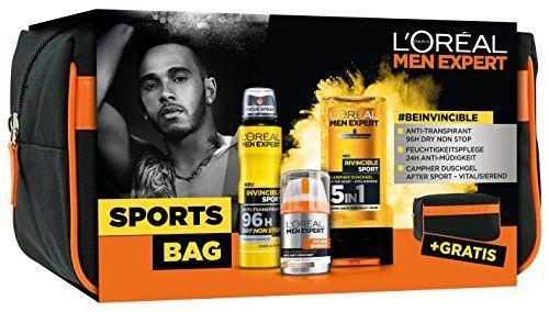 L 'Oréal Men expert Sports Bag Cuidado Set
