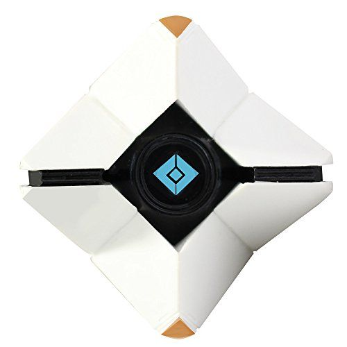 Official Destiny 2 3D Ghost Key Chain / Keyring