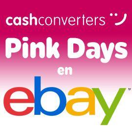 ¡Descuentos del 70% en los Pink Days de Cash Converters!