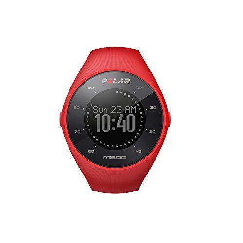 Polar M200 - Reloj de carrera con GPS y frecuencia cardíaca en la muñeca