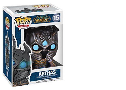 POP! Vinilo - Games: WOW: Arthas