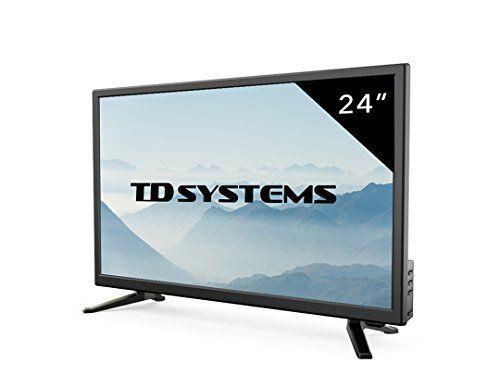 Televisores Led Full HD 24 Pulgadas TD Systems K24DLT7F