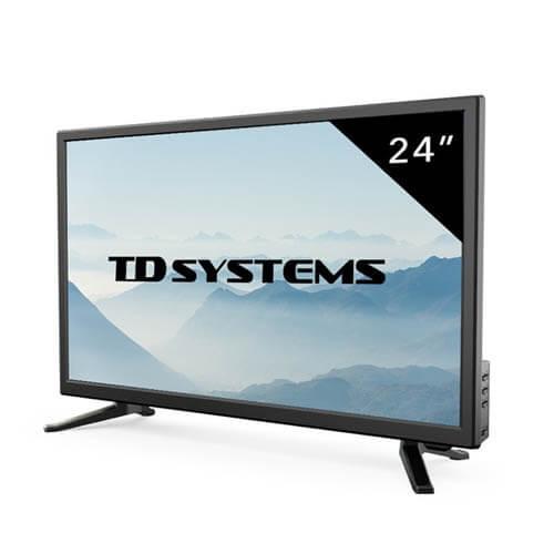 Televisor LED 24″ TD Systems (K24DLT7F) por 119€