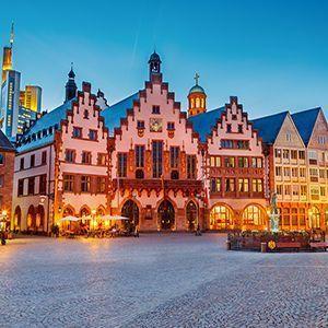 ¡Vuelos a Frankfurt para Semana Santa desde sólo 89€ ida y vuelta!