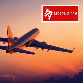 ¡Cuponazo descuento para vuelos de larga distancia en Atrápalo!