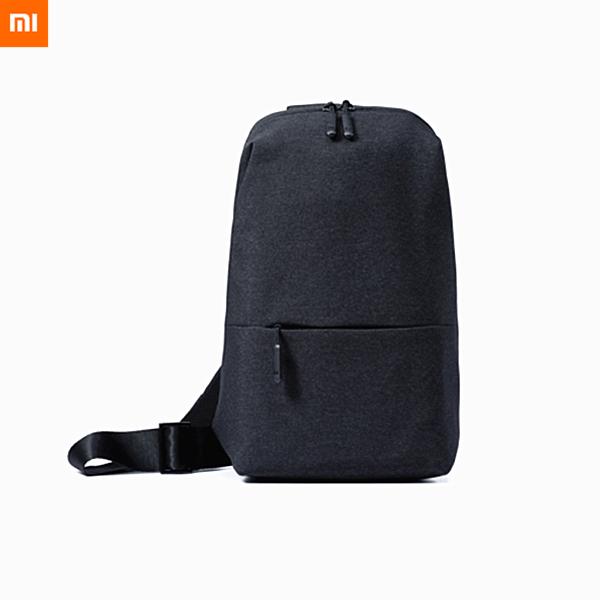 Xiaomi Multifunction Crossbody Bag Outdoor Motorcycle Shoulder Messenger Bag Chest Pack