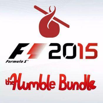 ¡F1 2015 GRATIS para PC en HUMBLE BUNDLE! ¡Que flipada! 😱🏎️