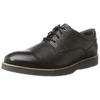 ¡Zapatos Clarks Folcroft Plain Derby solo 39,99€!