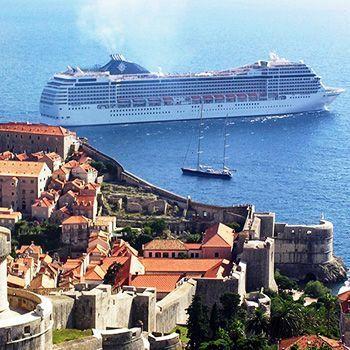 ¡Crucero MSC de 7 noches por Croacia, Italia y Grecia desde sólo 349€!
