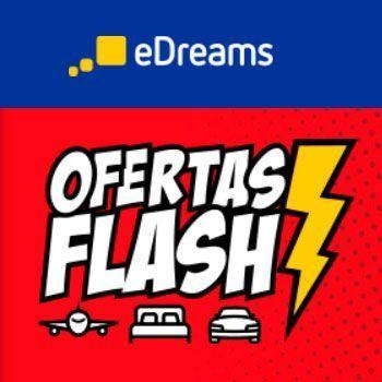 ¡Hasta 95€ de descuento en tus viajes con eDreams!