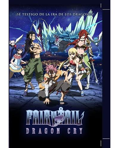 Fairy Tail Dragon Cry - DVD