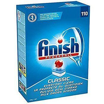¡110 tabs Finish Classic por 11,95€!