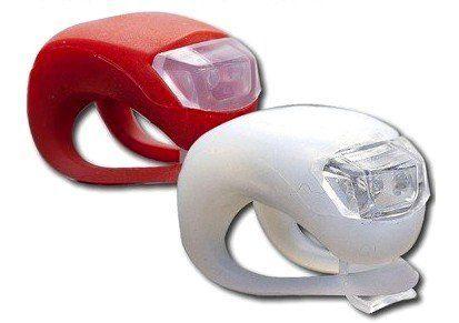 Juego de luces LED para bici