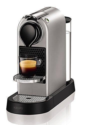 Cafetera Krups Nespresso