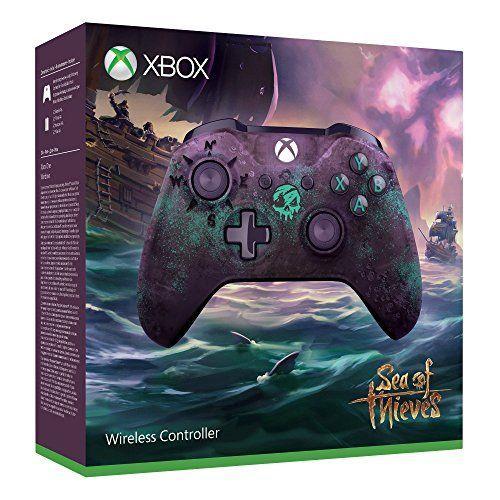 Microsoft - Mando Wireless Edición Sea Of Thieves (Xbox One)
