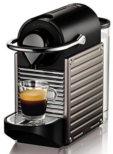 Cafetera Nespresso Krups Pixie XN