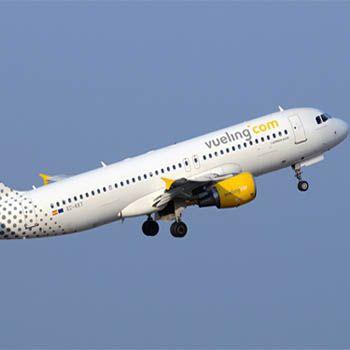 Vuelos desde 17,99€ para volar por España