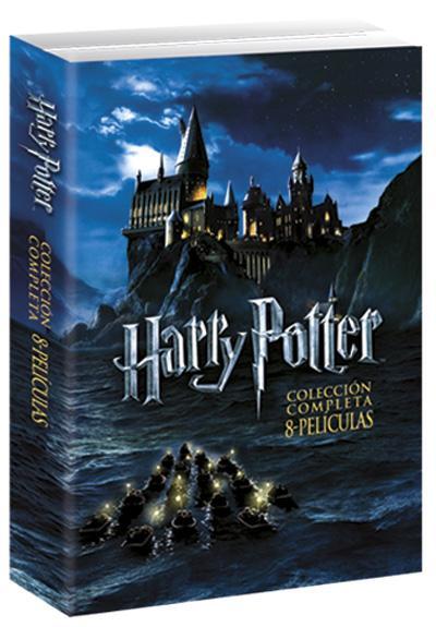 Pack Harry Potter (Saga completa) - DVD