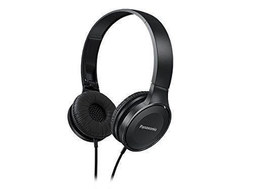 Panasonic RP-HF100E-K Auriculares Color Negro