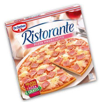 ¡Dr. Oetker te regala una pizza GRATIS!