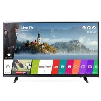 Televisor LG 55UJ620V de 55″ 4K con un descuento irresistible
