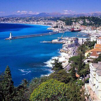 Vuelos a Niza para Semana Santa desde 90€ ida y vuelta