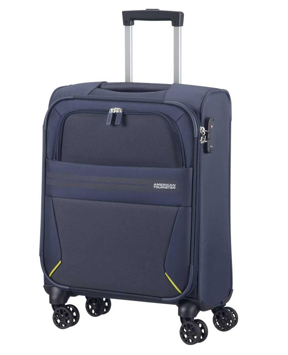 American Tourister Summer Voyager Trolley de mano Azul