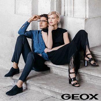 15% en toda la web de GEOX, ¡solo este mes!
