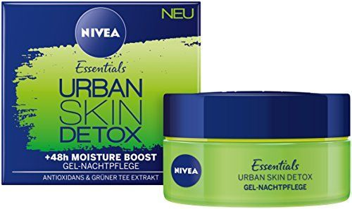 Nivea Urban Skin Detox, 3 Pack (3 x 50 ml)