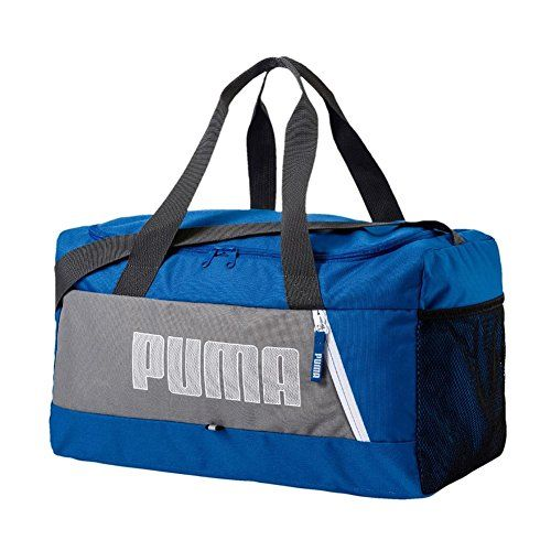 Puma Fundamentals Sports Bag S Ii Bolsa, Unisex Adulto, Turquesa, Talla Única