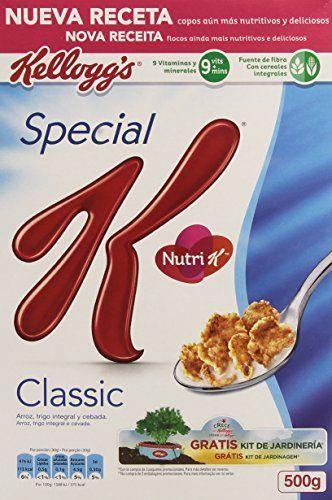 Special K - Classic 500 g - [pack de 4]