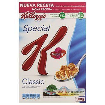 ¡4 cajas de Special K por solo 8,28€!