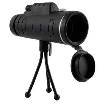 Telescopio monocular