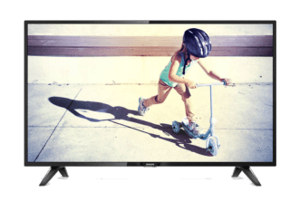 "Tv led 32"" - philips 32pht4112/12, hd, hdmi, tdt2"