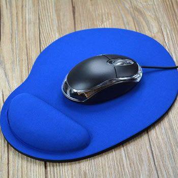 Alfombrilla para ratón con reposamuñecas por 1,03€ y envío gratis en Amazon