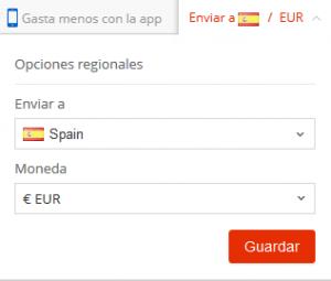 aliexpress euros