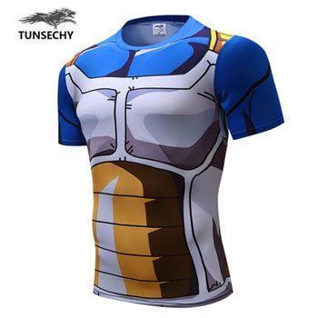Camiseta Goku súper guerrero