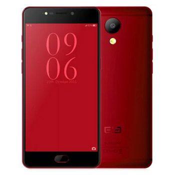 Elephone P8 2017 a este precio en color rojo, dorado y negro