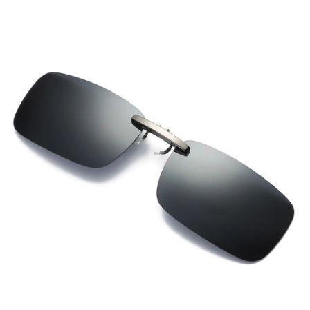 Gafas polarizadas de clip con protección UV400