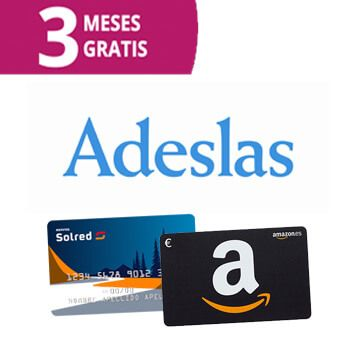 Adeslas: ¡Hasta 3 meses GRATIS + Tarjeta 50€ para Amazon o Repsol!