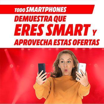 ¡MediaMarkt rebaja sus mejores móviles en las tres gamas!
