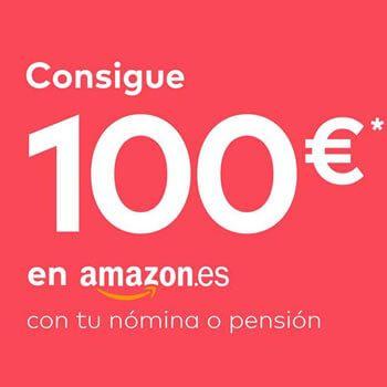 140€ GRATIS en Amazon al abrir una cuenta Openbank y domiciliar la nómina