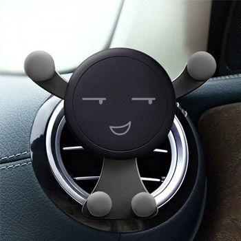Soporte universal de móvil para el coche