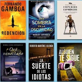 Libros gratis con Amazon Prime Reading